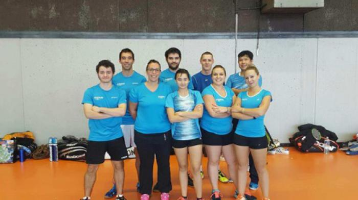 ACB2 - Acrobad - Association Crolloise de Badminton