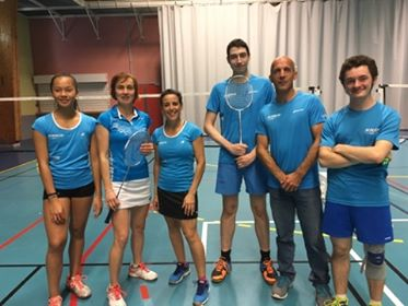 ACB5 - Acrobad - Association Crolloise de Badminton